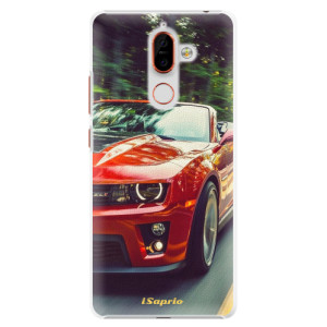 Plastové pouzdro iSaprio Chevrolet 02 na mobil Nokia 7 Plus