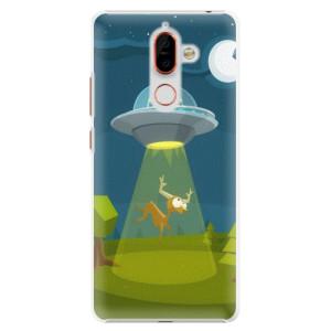 Plastové pouzdro iSaprio Ufouni 01 na mobil Nokia 7 Plus