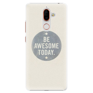 Plastové pouzdro iSaprio Awesome 02 na mobil Nokia 7 Plus