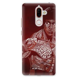 Plastové pouzdro iSaprio Bruce Lee na mobil Nokia 7 Plus