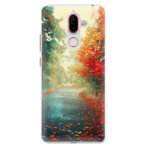 Plastové pouzdro iSaprio Podzim 03 na mobil Nokia 7 Plus