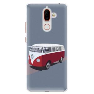 Plastové pouzdro iSaprio VW Bus na mobil Nokia 7 Plus