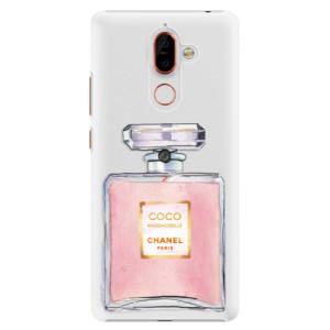 Plastové pouzdro iSaprio Chanel Rose na mobil Nokia 7 Plus