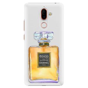 Plastové pouzdro iSaprio Chanel Gold na mobil Nokia 7 Plus