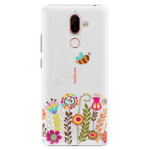 Plastové pouzdro iSaprio Včelka Pája 01 na mobil Nokia 7 Plus