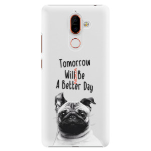 Plastové pouzdro iSaprio Better Day 01 na mobil Nokia 7 Plus