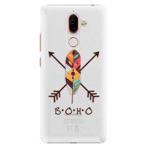 Plastové pouzdro iSaprio BOHO na mobil Nokia 7 Plus