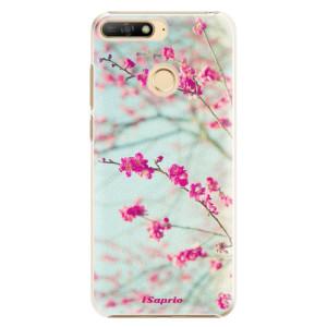 Plastové pouzdro iSaprio Blossom 01 na mobil Huawei Y6 Prime 2018