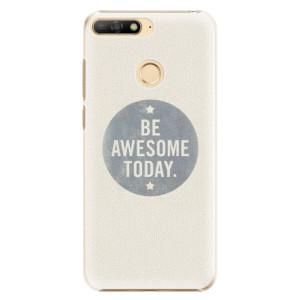 Plastové pouzdro iSaprio Awesome 02 na mobil Huawei Y6 Prime 2018