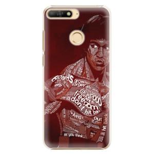 Plastové pouzdro iSaprio Bruce Lee na mobil Huawei Y6 Prime 2018