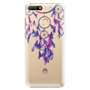 Plastové pouzdro iSaprio Lapač snů 01 na mobil Huawei Y6 Prime 2018