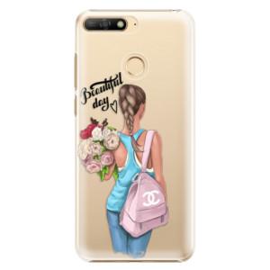Plastové pouzdro iSaprio Beautiful Day na mobil Huawei Y6 Prime 2018