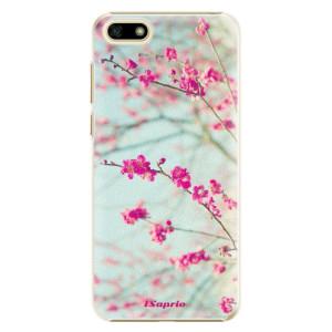 Plastové pouzdro iSaprio Blossom 01 na mobil Huawei Y5 2018