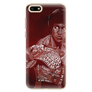 Plastové pouzdro iSaprio Bruce Lee na mobil Huawei Y5 2018