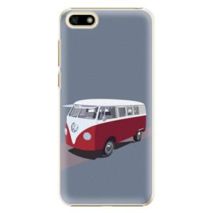 Plastové pouzdro iSaprio VW Bus na mobil Huawei Y5 2018