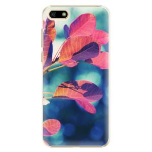 Plastové pouzdro iSaprio Podzim 01 na mobil Huawei Y5 2018