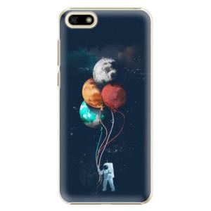 Plastové pouzdro iSaprio Balónky 02 na mobil Huawei Y5 2018
