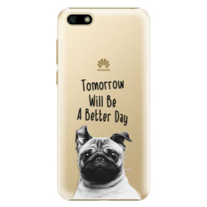 Plastové pouzdro iSaprio Better Day 01 na mobil Huawei Y5 2018
