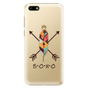 Plastové pouzdro iSaprio BOHO na mobil Huawei Y5 2018