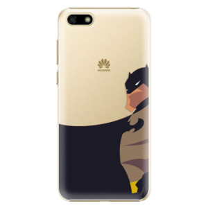 Plastové pouzdro iSaprio BaT Komiks na mobil Huawei Y5 2018