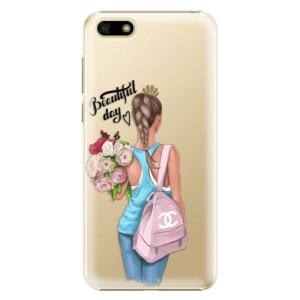 Plastové pouzdro iSaprio Beautiful Day na mobil Huawei Y5 2018
