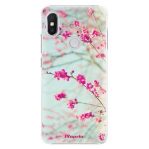 Plastové pouzdro iSaprio Blossom 01 na mobil Xiaomi Redmi S2