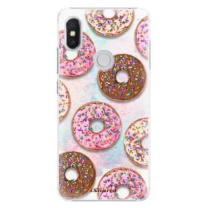 Plastové pouzdro iSaprio Donutky Všude 11 na mobil Xiaomi Redmi S2