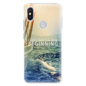 Plastové pouzdro iSaprio Beginning na mobil Xiaomi Redmi S2