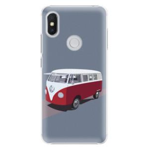 Plastové pouzdro iSaprio VW Bus na mobil Xiaomi Redmi S2