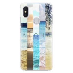 Plastové pouzdro iSaprio Aloha 02 na mobil Xiaomi Redmi S2