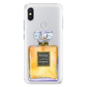 Plastové pouzdro iSaprio Chanel Gold na mobil Xiaomi Redmi S2