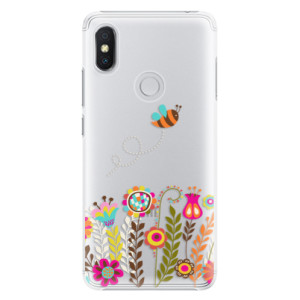 Plastové pouzdro iSaprio Včelka Pája 01 na mobil Xiaomi Redmi S2