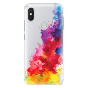 Plastové pouzdro iSaprio Color Splash 01 na mobil Xiaomi Redmi S2
