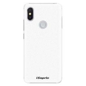 Plastové pouzdro iSaprio 4Pure bílé na mobil Xiaomi Redmi S2
