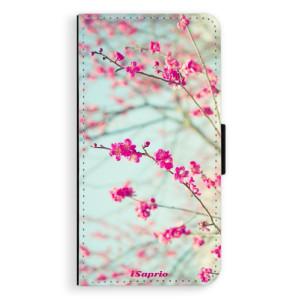 Flipové pouzdro iSaprio Blossom 01 na mobil Apple iPhone X