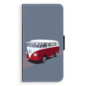 Flipové pouzdro iSaprio VW Bus na mobil Apple iPhone X