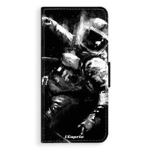 Flipové pouzdro iSaprio Astronaut 02 na mobil Samsung Galaxy S8 Plus