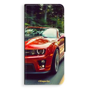 Flipové pouzdro iSaprio Chevrolet 02 na mobil Samsung Galaxy S8 Plus