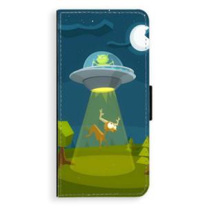 Flipové pouzdro iSaprio Ufouni 01 na mobil Samsung Galaxy S8 Plus