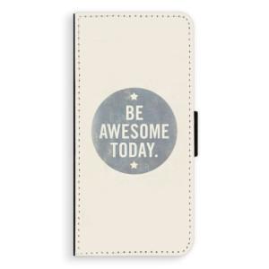 Flipové pouzdro iSaprio Awesome 02 na mobil Samsung Galaxy S8 Plus