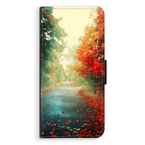 Flipové pouzdro iSaprio Podzim 03 na mobil Samsung Galaxy S8 Plus