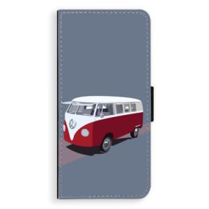 Flipové pouzdro iSaprio VW Bus na mobil Samsung Galaxy S8 Plus