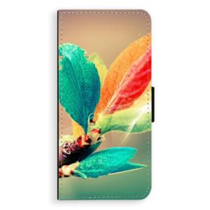 Flipové pouzdro iSaprio Podzim 02 na mobil Samsung Galaxy S8 Plus