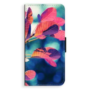 Flipové pouzdro iSaprio Podzim 01 na mobil Samsung Galaxy S8 Plus