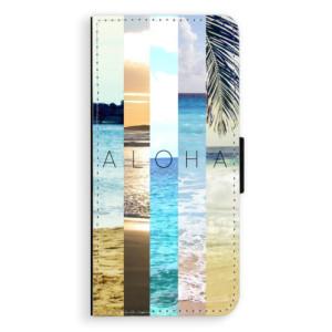 Flipové pouzdro iSaprio Aloha 02 na mobil Samsung Galaxy S8 Plus