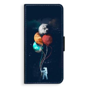 Flipové pouzdro iSaprio Balónky 02 na mobil Samsung Galaxy S8 Plus