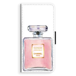 Flipové pouzdro iSaprio Chanel Rose na mobil Samsung Galaxy S8 Plus