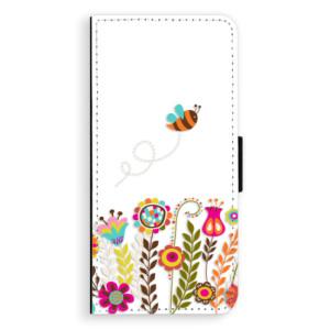 Flipové pouzdro iSaprio Včelka Pája 01 na mobil Samsung Galaxy S8 Plus