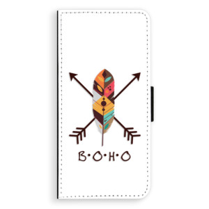 Flipové pouzdro iSaprio BOHO na mobil Samsung Galaxy S8 Plus