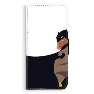 Flipové pouzdro iSaprio BaT Komiks na mobil Samsung Galaxy S8 Plus